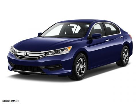 New 2017 Honda Accord Sedan LX FWD 4dr Car