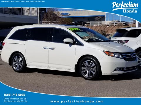 Certified Pre-Owned 2015 Honda Odyssey