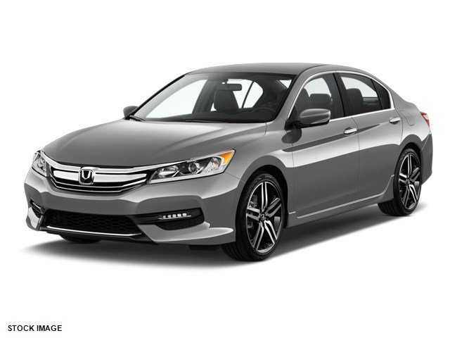 New 2017 Honda Accord Sedan Sport SE