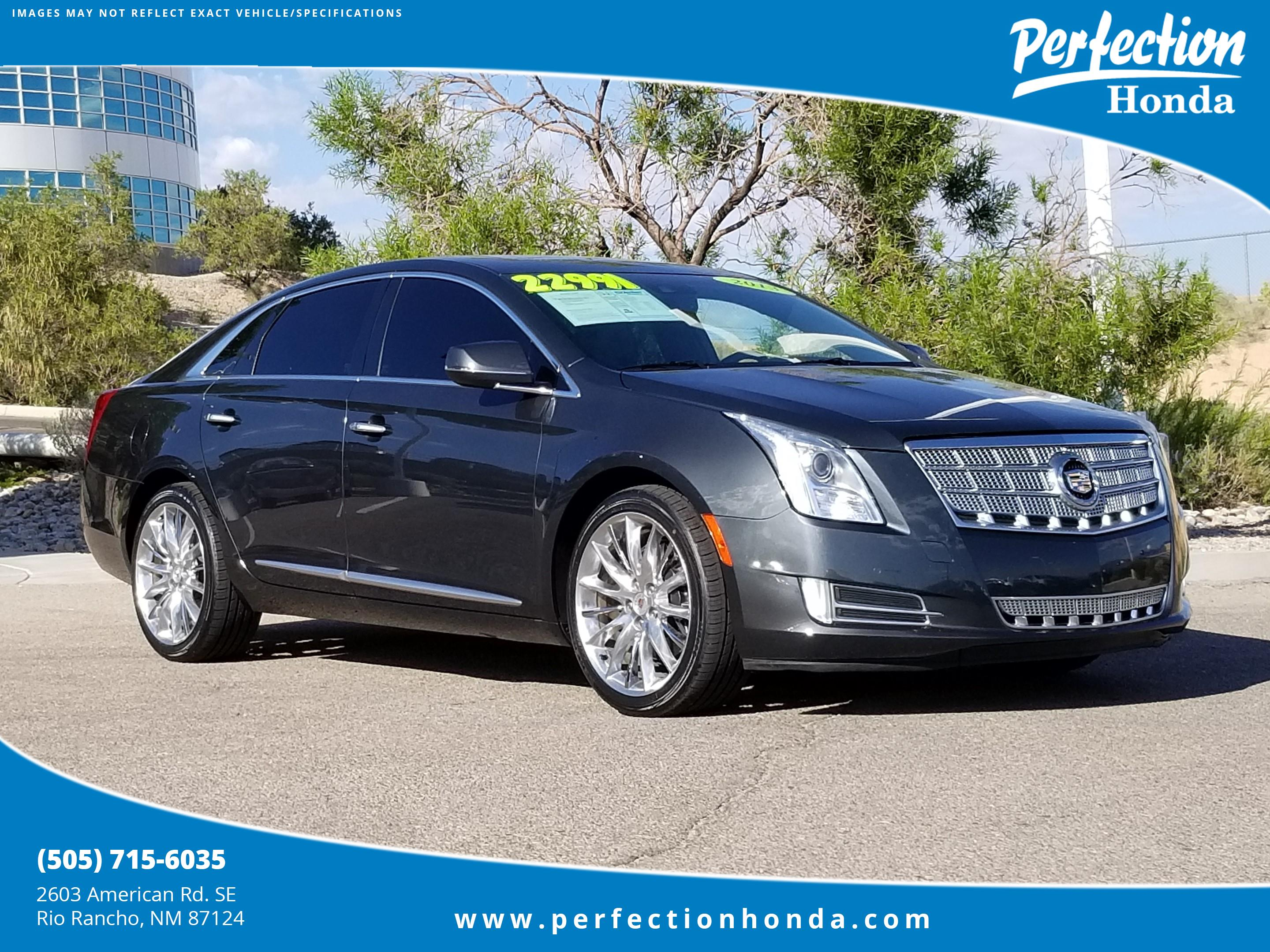 Pre Owned 2013 Cadillac Xts Platinum 4dr Car In Rio Rancho 180088t Ford Transit Wiring Diagram Honda Accord Chrome Accessories