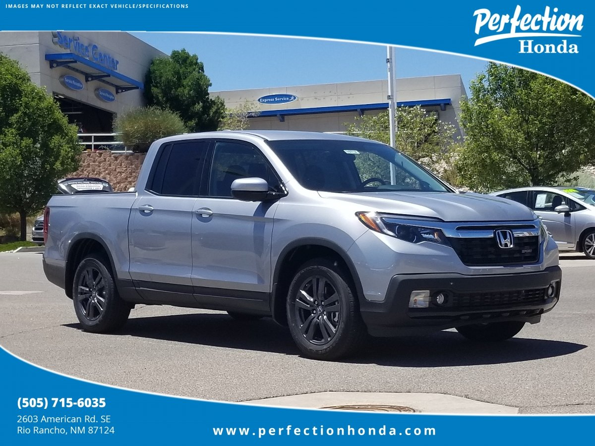 New 2018 Honda Ridgeline Sport Crew Cab Pickup In Rio Rancho 180783 Fuel Filter Location
